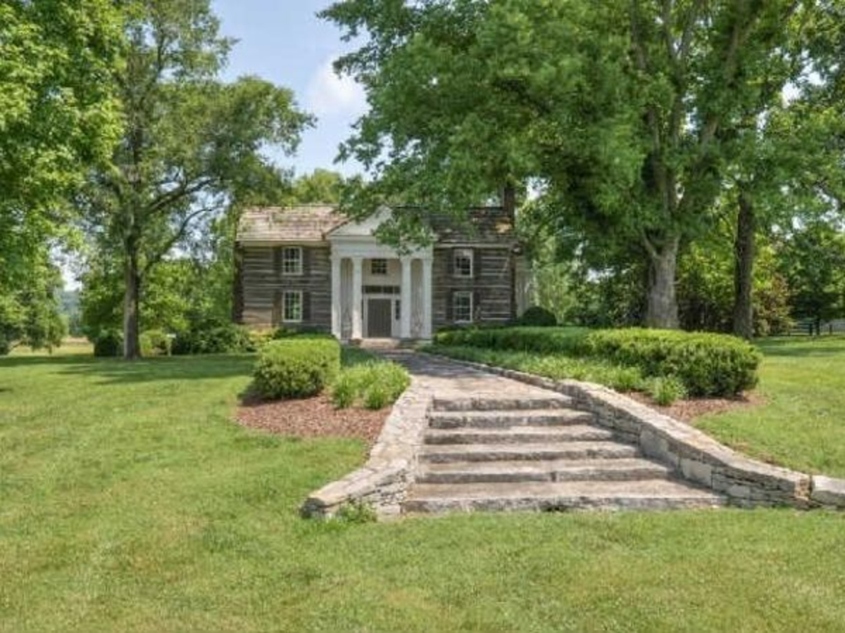 Celebrity WOW Houses: Tim McGraw, Dolly Parton, Other Country Stars Homes On Nashville Market