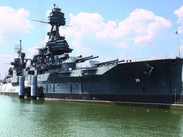 Battleship texas closed for repairs pasadena tx patch for La porte tx water department