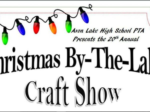 Avon lake pta announces christmas by the lake craft show for Ohio holiday craft shows