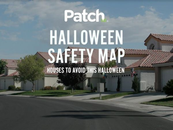 Check sex offenders in your neighborhood before trick-or-treating