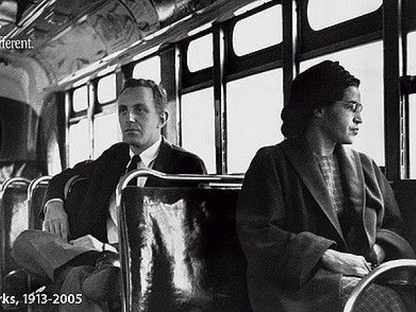Richmond buses plan tribute to Rosa Parks