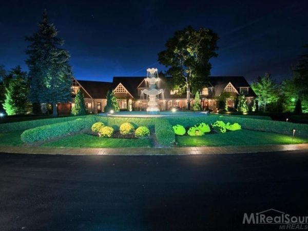 Wow house oakland county french manor estate rochester mi patch for Public swimming pools oakland ca