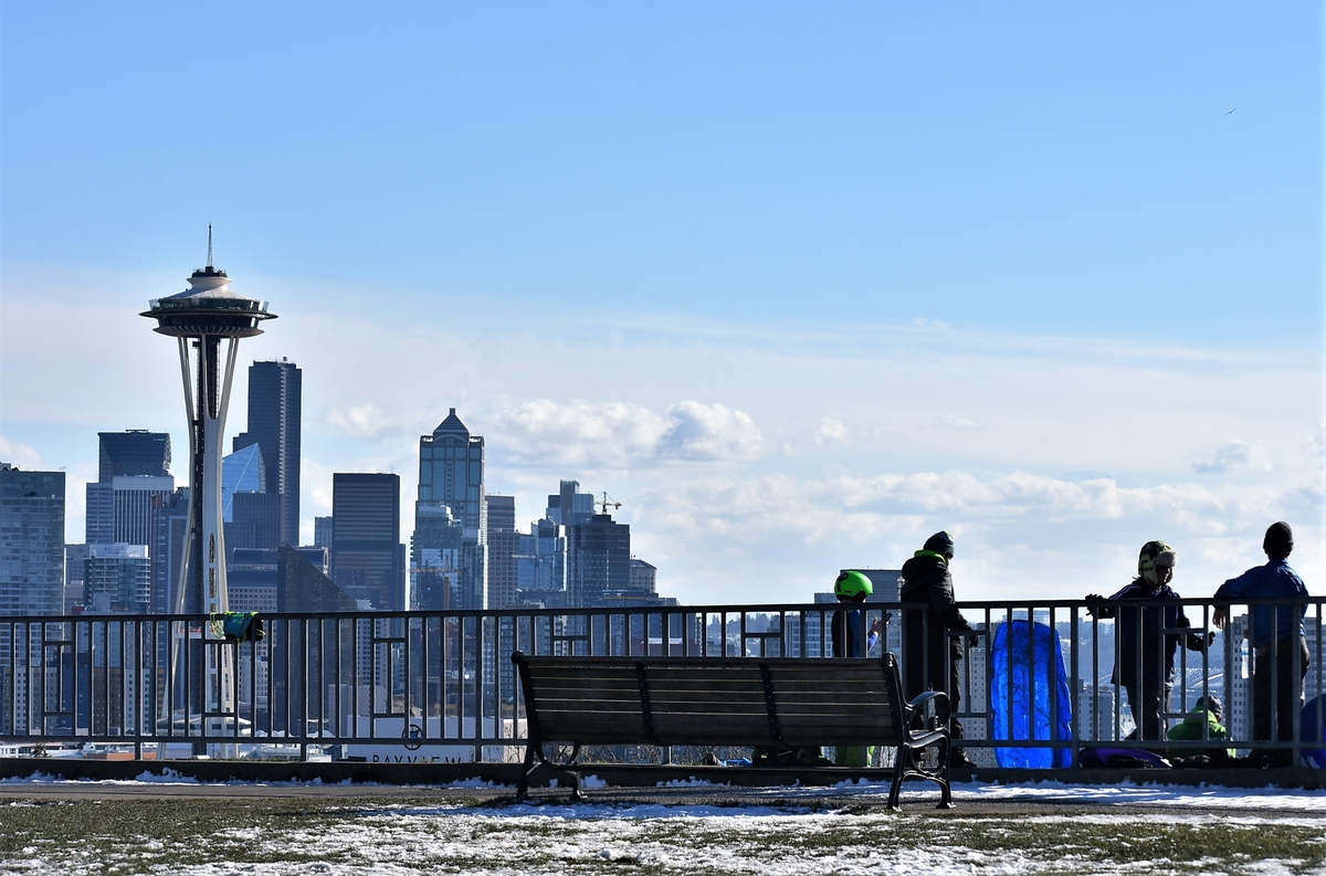 'Snowiest, Coldest' Weather In A Decade Headed For Puget Sound