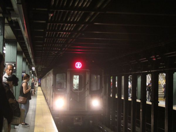 New Jersey Resident Arrested in NYC Subway Injury