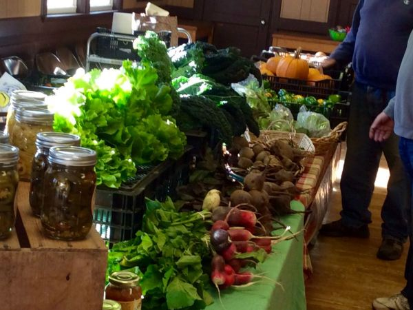 Rhode Island Farmers Market Saturday
