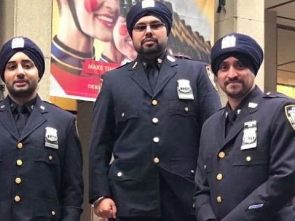 NYPD relaxes policy on beards and head-coverings