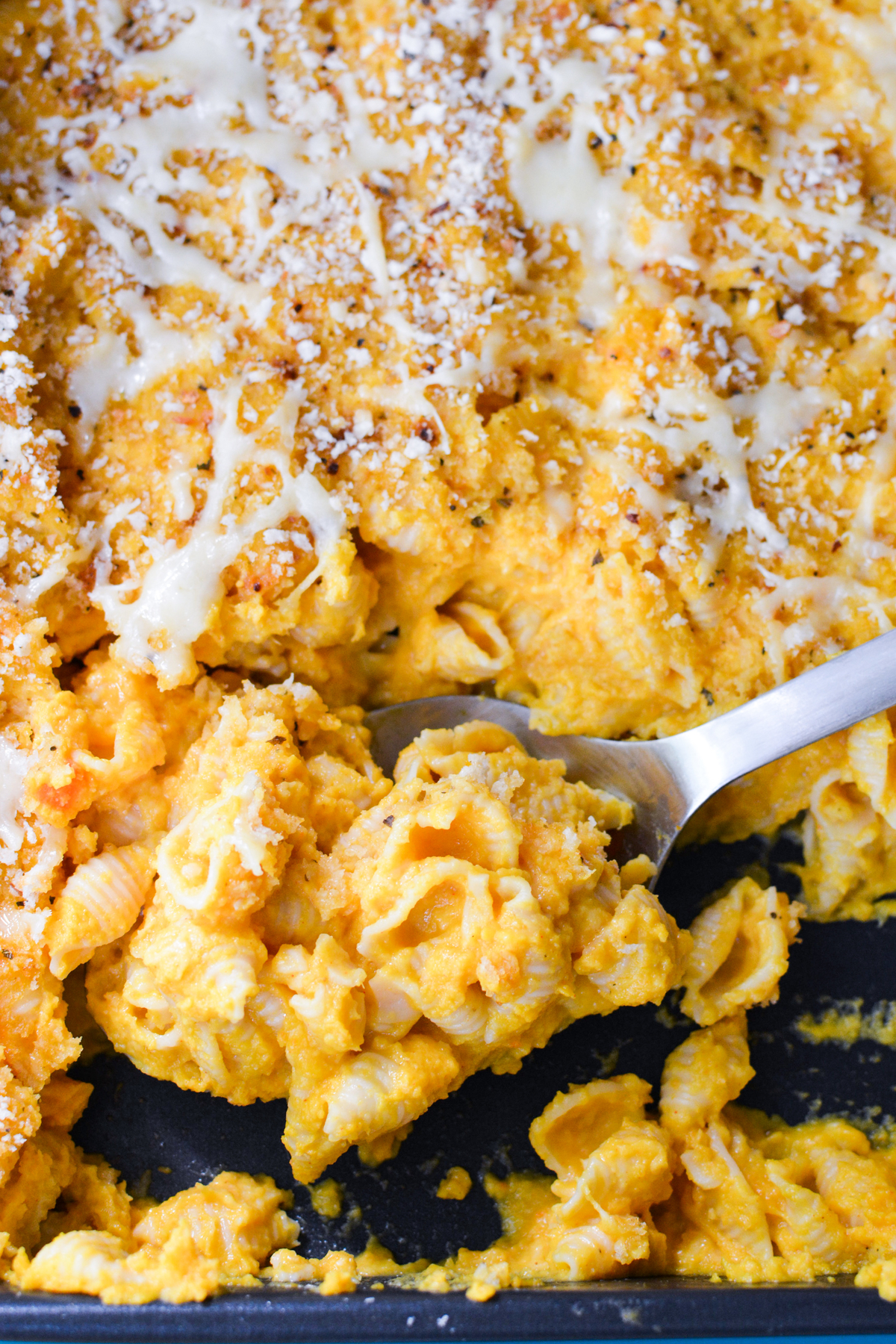 Macaroni with Orange Cauliflower Sauce advise