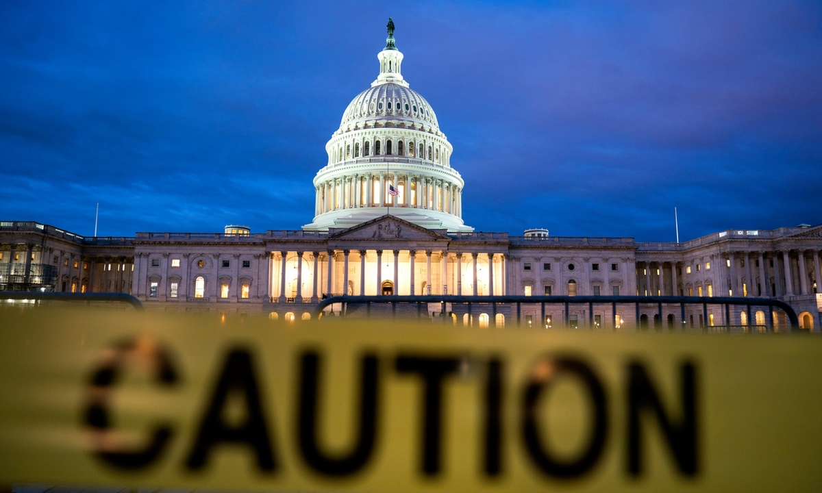 Government Shutdown: What's Closed, What's Open?