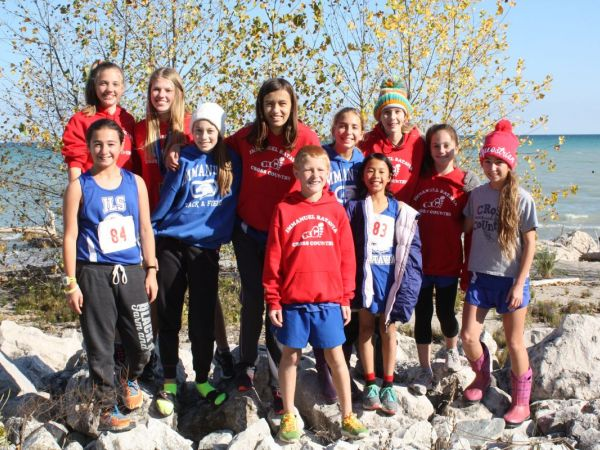 illinois lutheran state cross country meet in fort