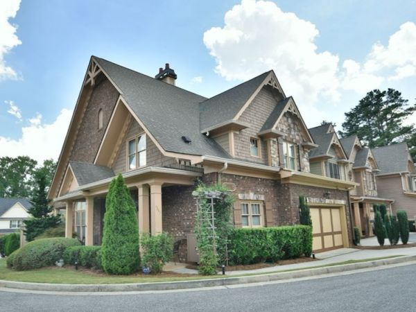 The Fountains Townhome In Johns Creek For Sale