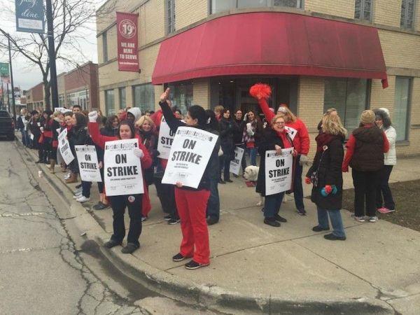 Chicago teachers prepare to strike