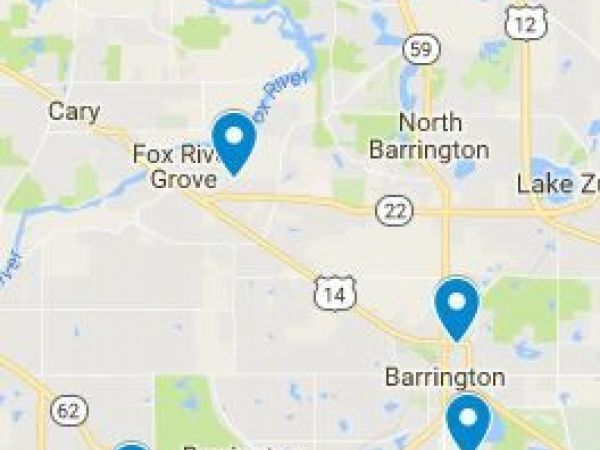 Search illinois offender map sex