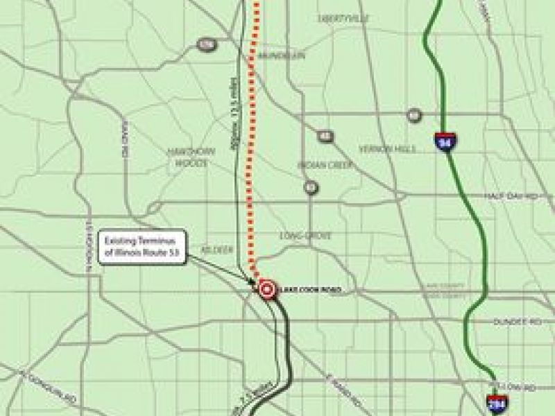 route 53  120 extension would ease road congestion  travel