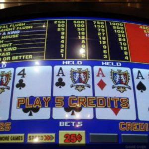Crystal lake video gambling