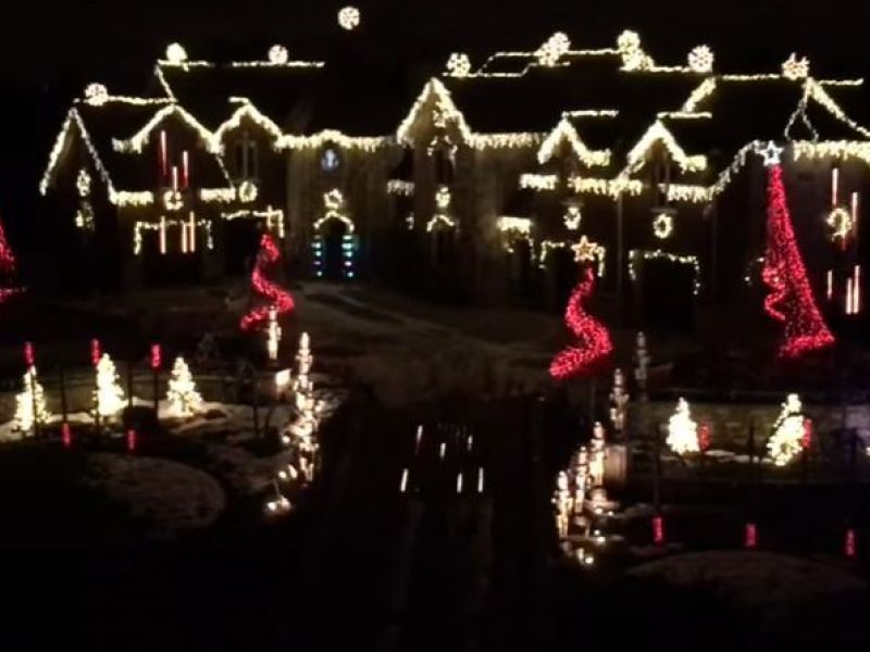 Campton Hills Christmas Light Show Expected To Draw Even