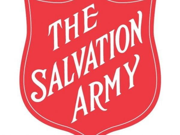 Salvation Army campaign running a bit behind