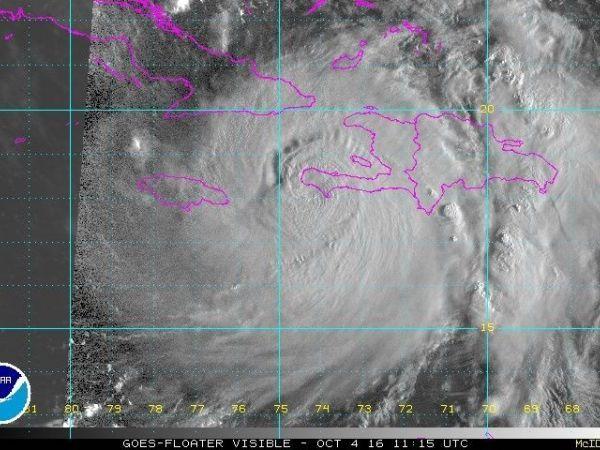 Hurricane Matthew Hits Cuba; Tropical Storm Warnings Throughout FL