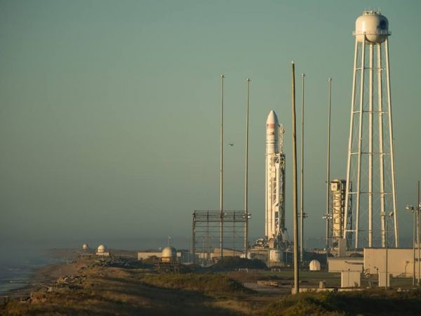 Rocket Launch Monday Should Be Visible From Across East Coast