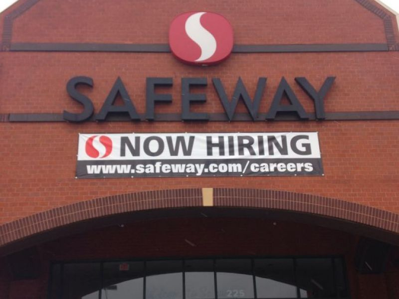 Safeway Reopens With New Offerings In Greenbrier Shopping