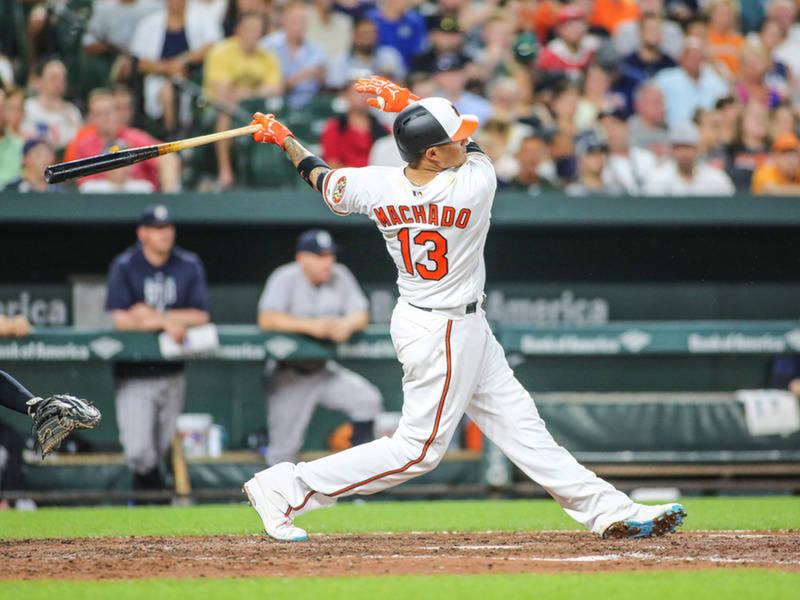 Shutterstock Manny Machado Trade Rumors Brewers Yankees Red Sox