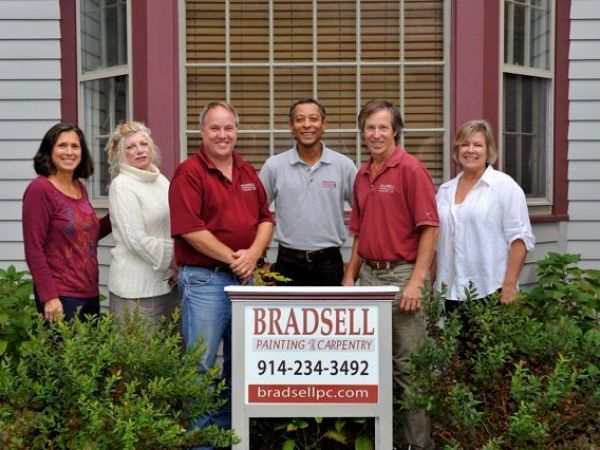 Bedford Small Business Spotlight Bradsell Painting
