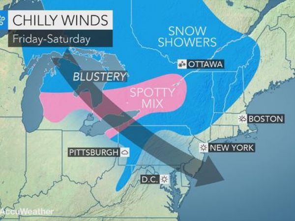 Weather advisory issued for Sunday in northern Illinois