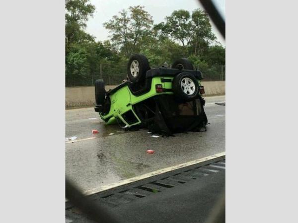 Car Accident Alfred Ny