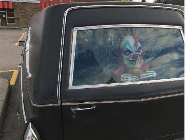 Largo Police receive calls on creepy clown sightings