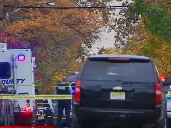 Toddler, man fatally shot in New Jersey