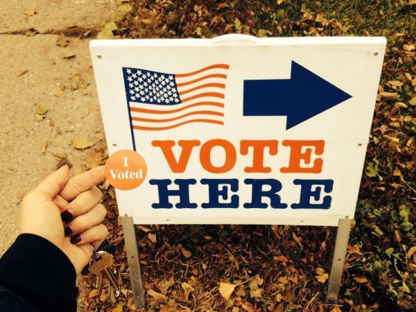 Down to the Wire Briarcliff and Pleasantville Register to Vote by Friday