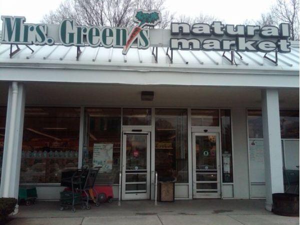 mrs green market
