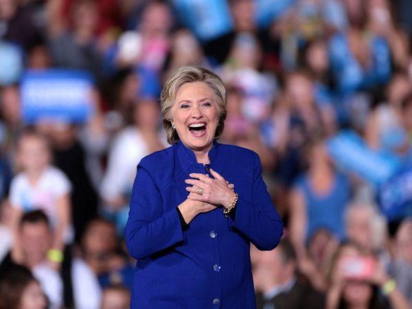 Trump, Clinton focus on crucial states