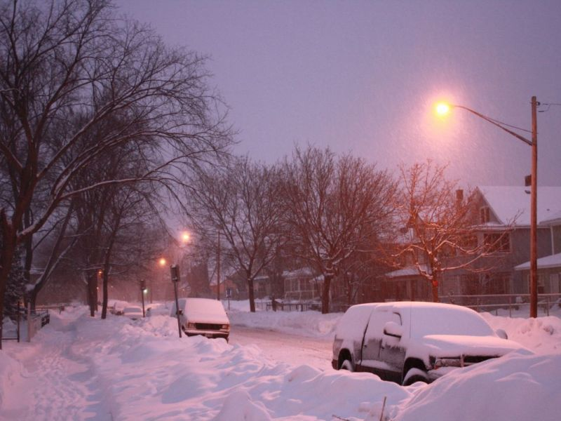 Minnesota Winter Weather Forecast For January Early