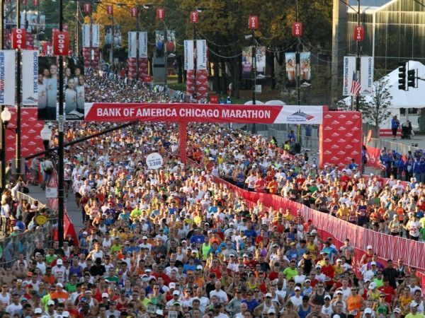McFadden Wins 2016 Chicago Marathon Women's Wheelchair Race