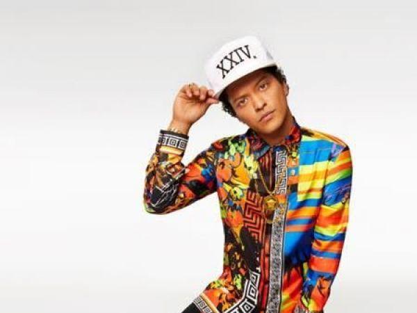 Bruno Mars To Play Vegas Residency