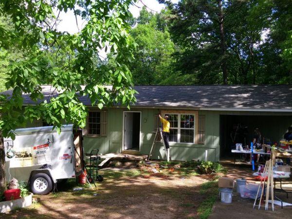 Johnson County Home Repair Program