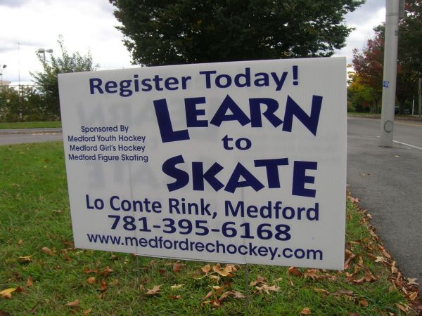Learn to Skate - Burlington Hockey and Skating Association