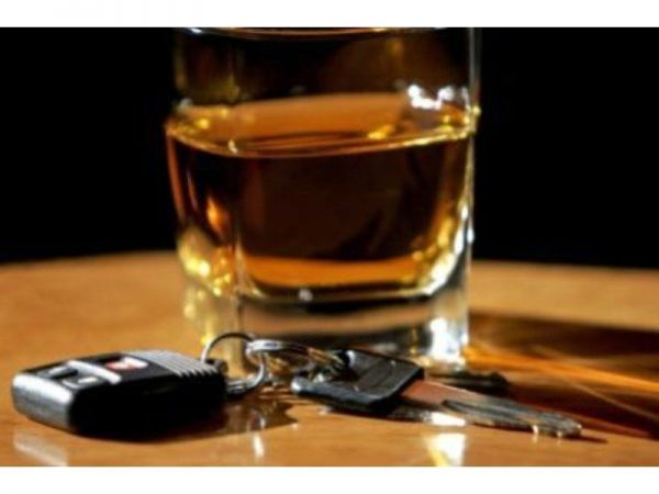 Holiday crackdown on drunken drivers
