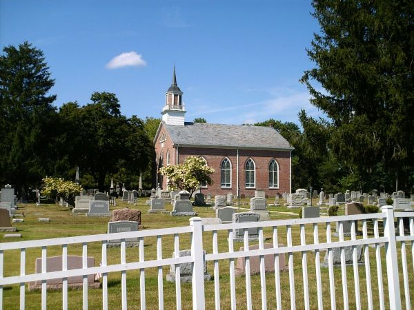 Old Brick Reformed Church - Official Site