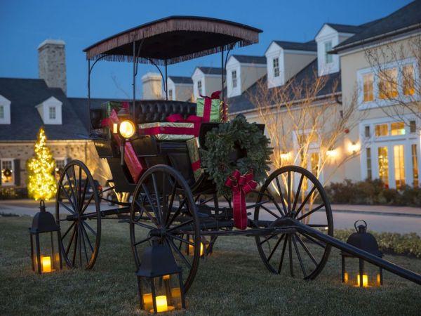 Salamander Resort Spa To Host Multiple Holiday Events