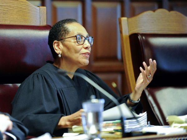 NY appeals court judge found dead on Hudson River shore