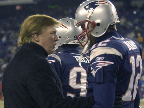 White House says Patriots will visit in April