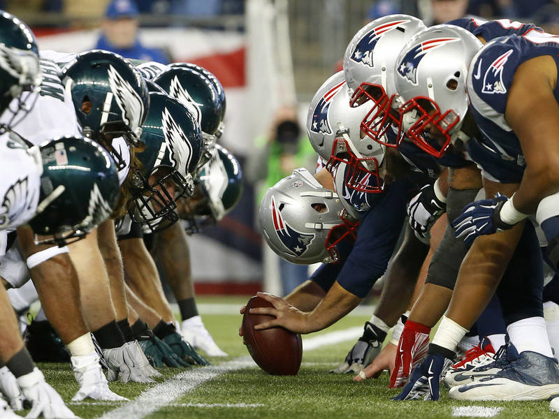 Super Bowl LII: New England Patriots Vs. Philadelphia ...