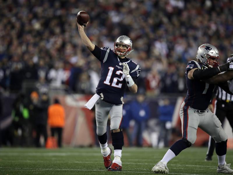 Tom Brady 40 Yard Dash Time