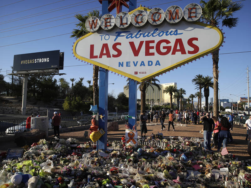 Free Mental Health Support For Las Vegas Shooting Victims Planned ...