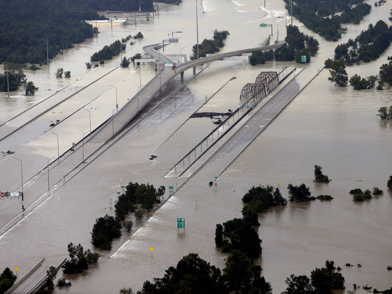 The Woodlands Texas Flooding >> ICYMI: TxDOT Planning To Close Southbound I-69 Over San Jac River | Humble, TX Patch