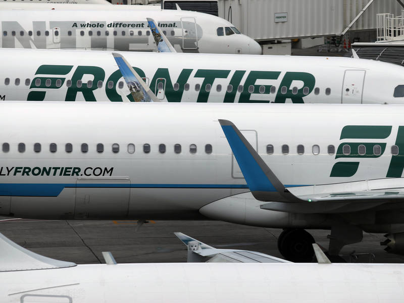 Frontier Offering Direct Flights To 5 New Cities From Philly Philadelphia Pa Patch