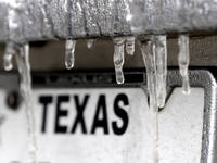 Image result for Houston ice storm 2018