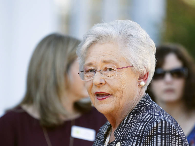 Gov Ivey Running For Full Term As Governor Hoover Al Patch