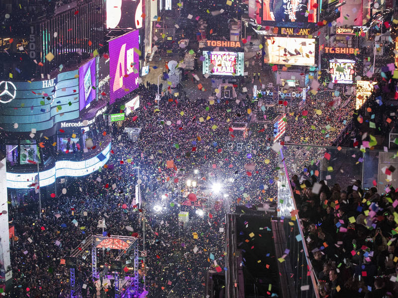 New Years Eve Tickets Nyc